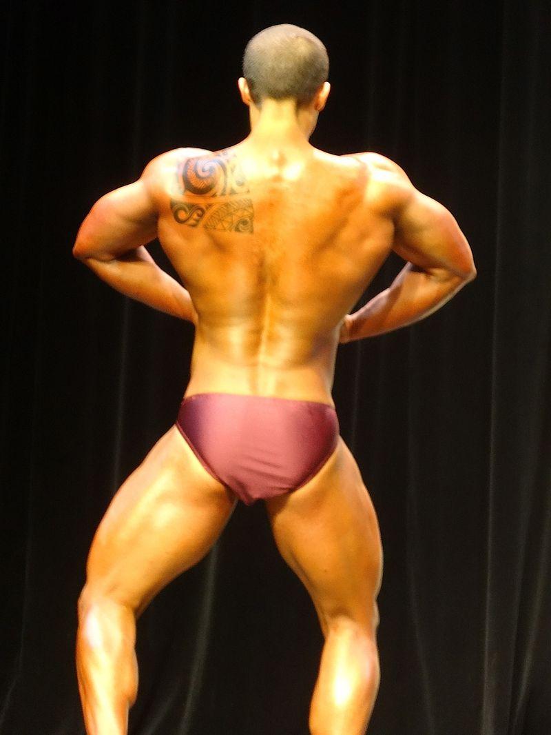 Big muscles DSC01995