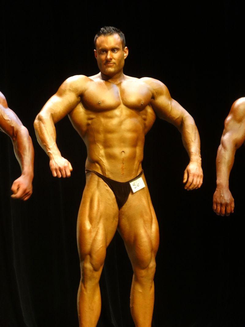 Big muscles DSC02111