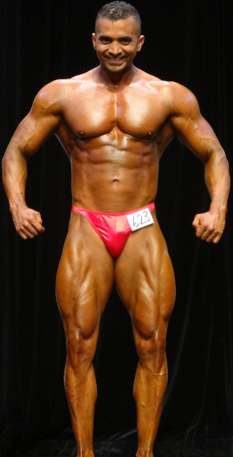 Big muscles DSC01885