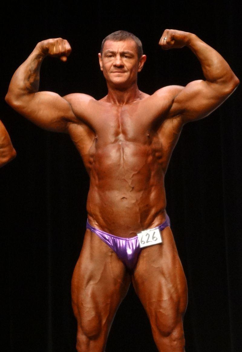 Big muscles DSC01895