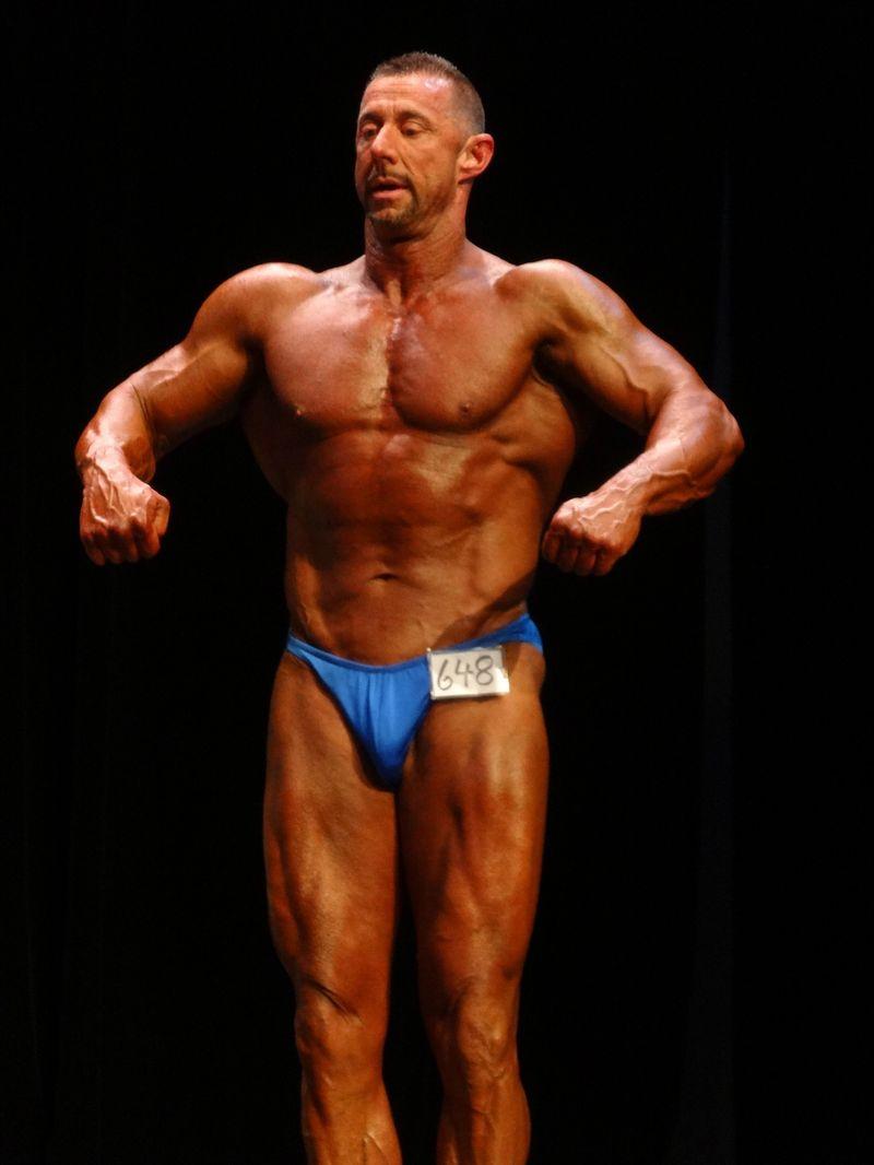 Big muscles DSC01918