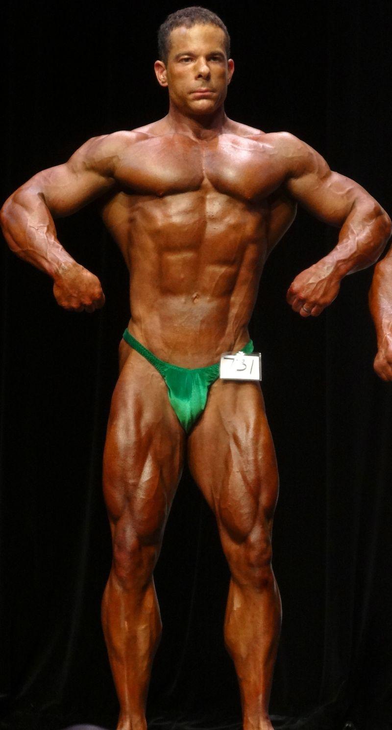 Big muscles DSC01998