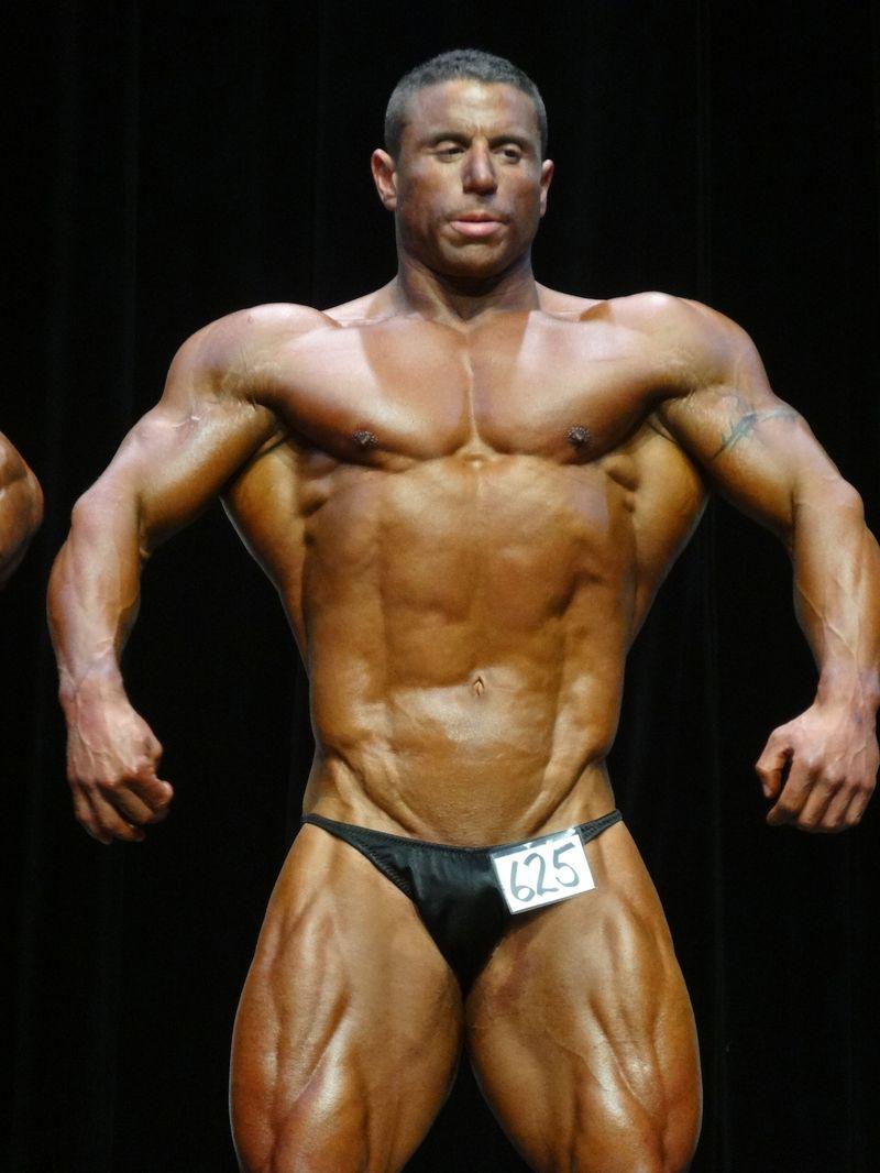 Big muscles DSC02018