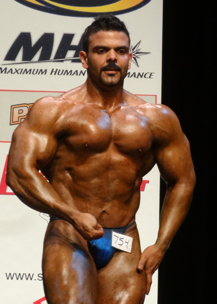 Big muscles DSC02021