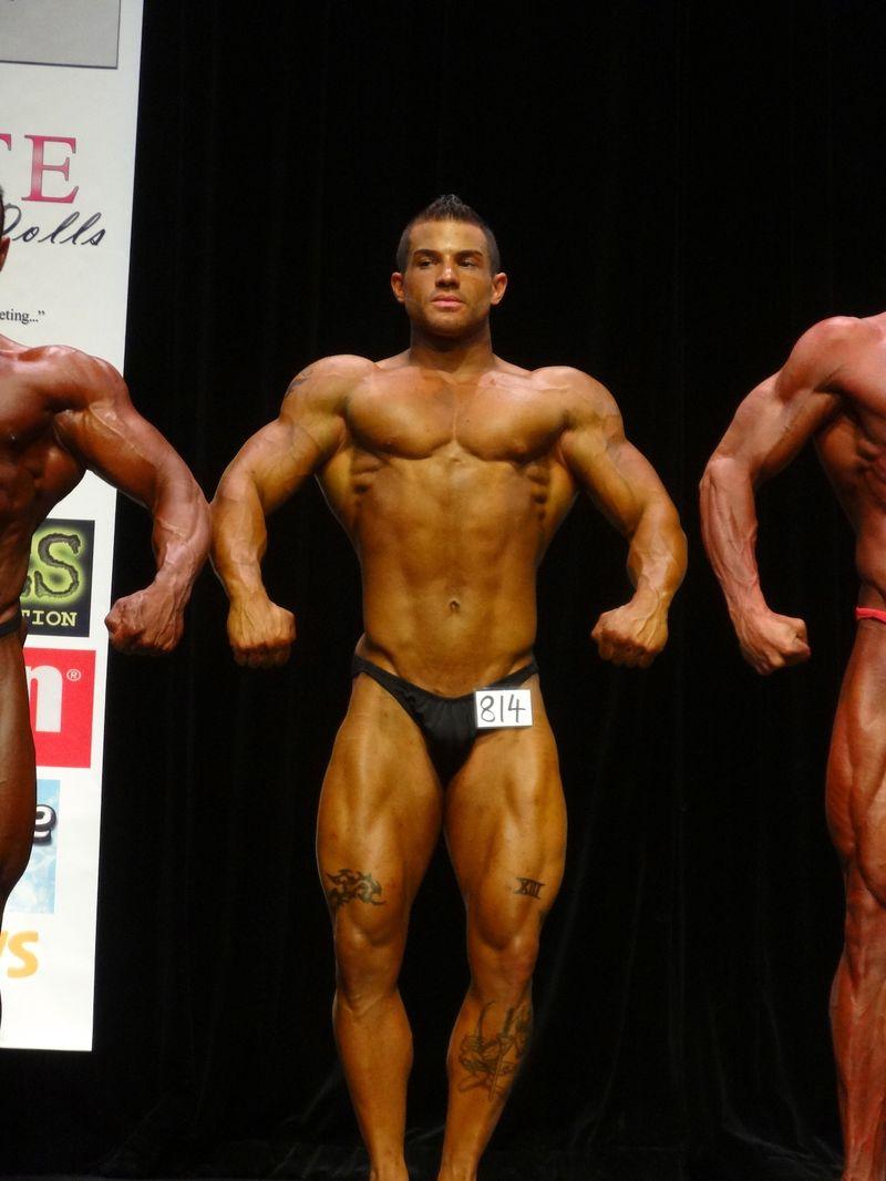 Big muscles DSC02030