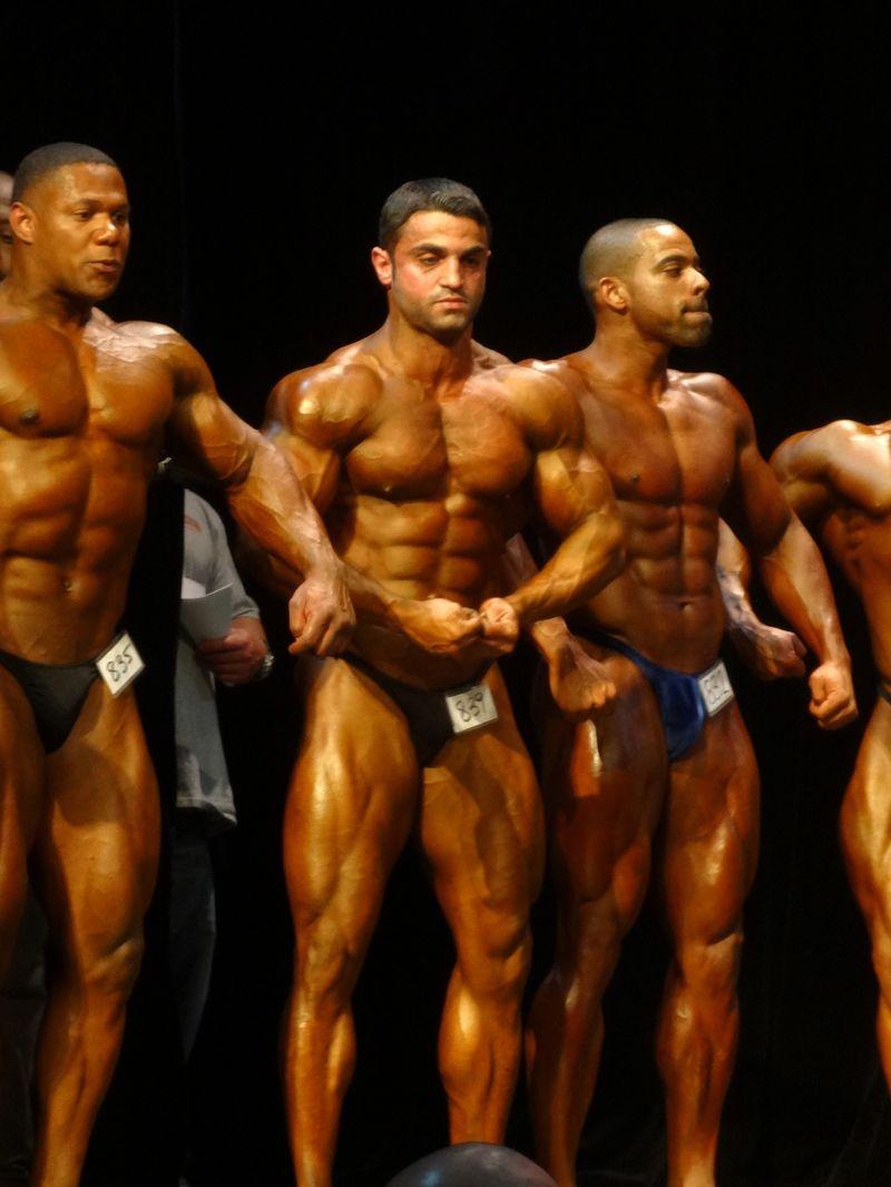 Big muscles DSC02095