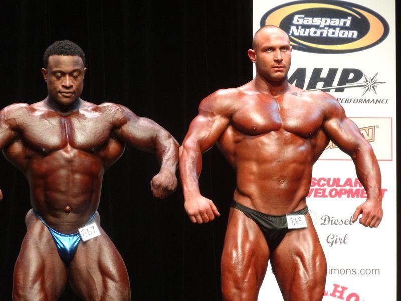 Big muscles DSC02113