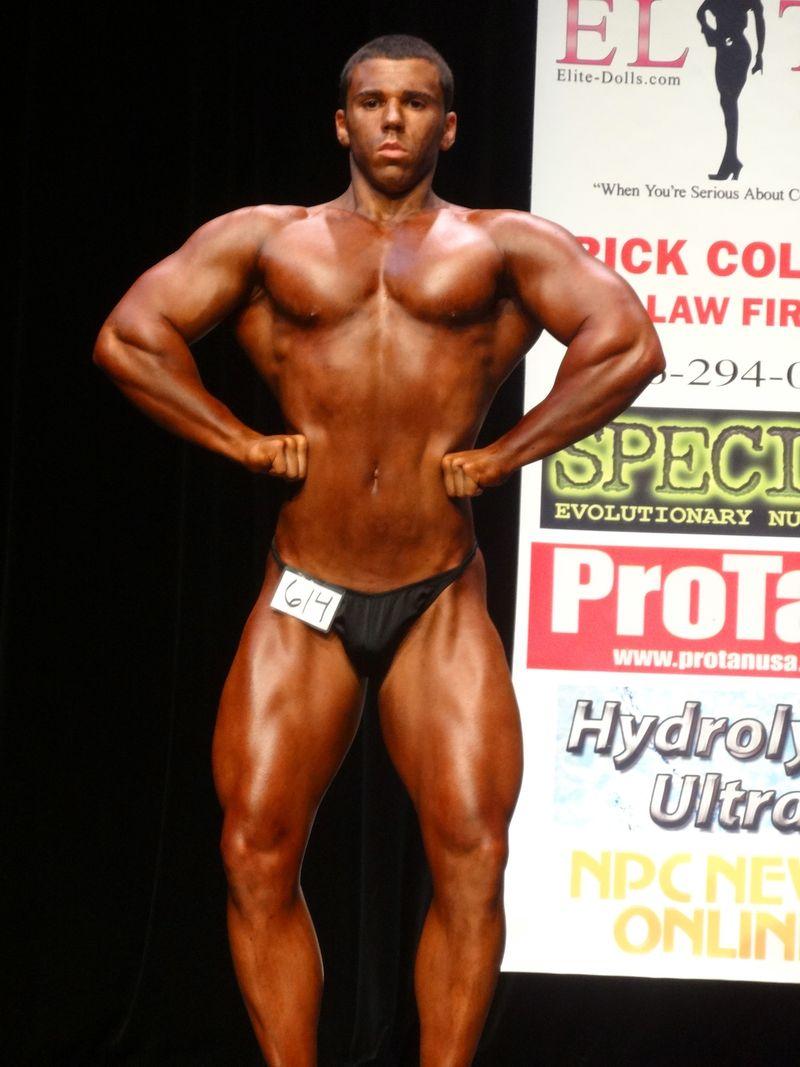 Big muscles DSC01865
