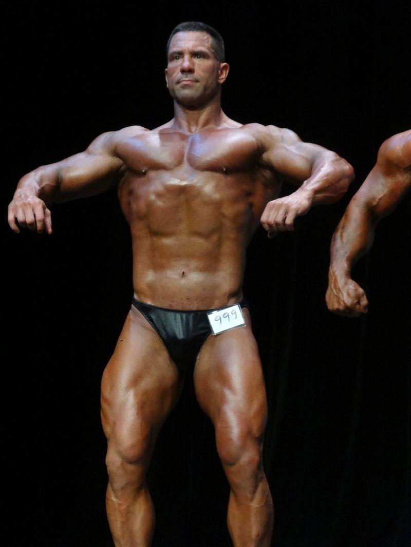 Big muscles DSC01900