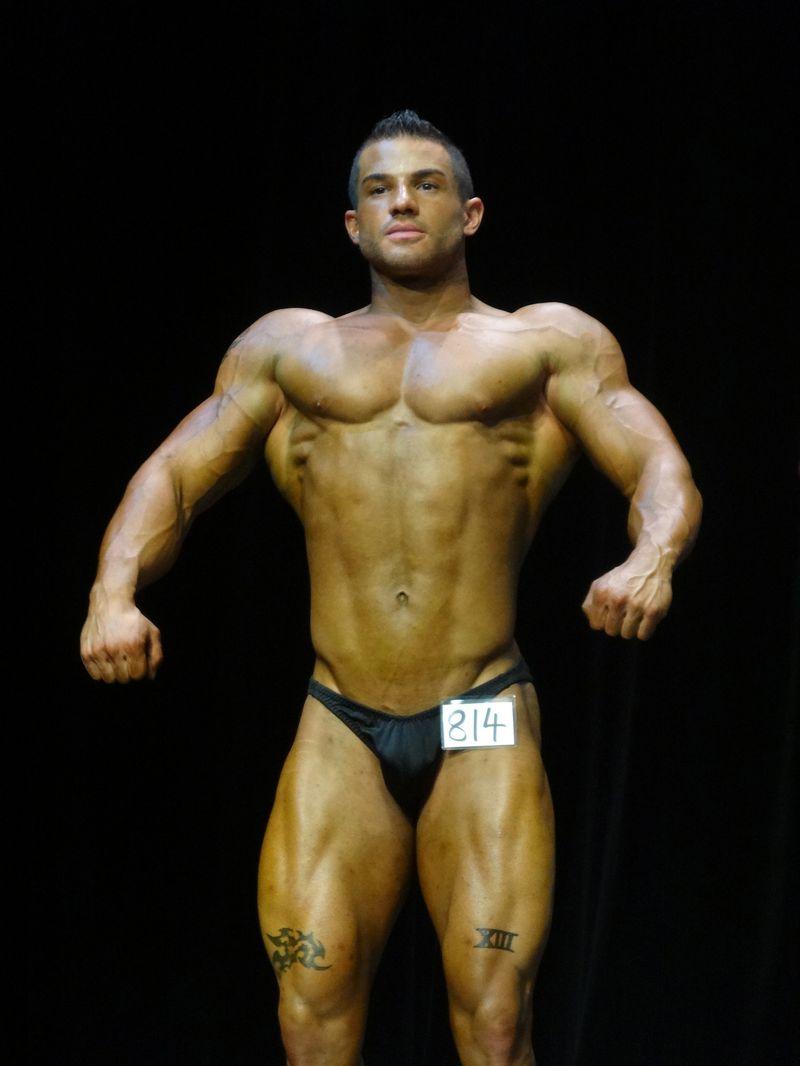 Big muscles DSC01950