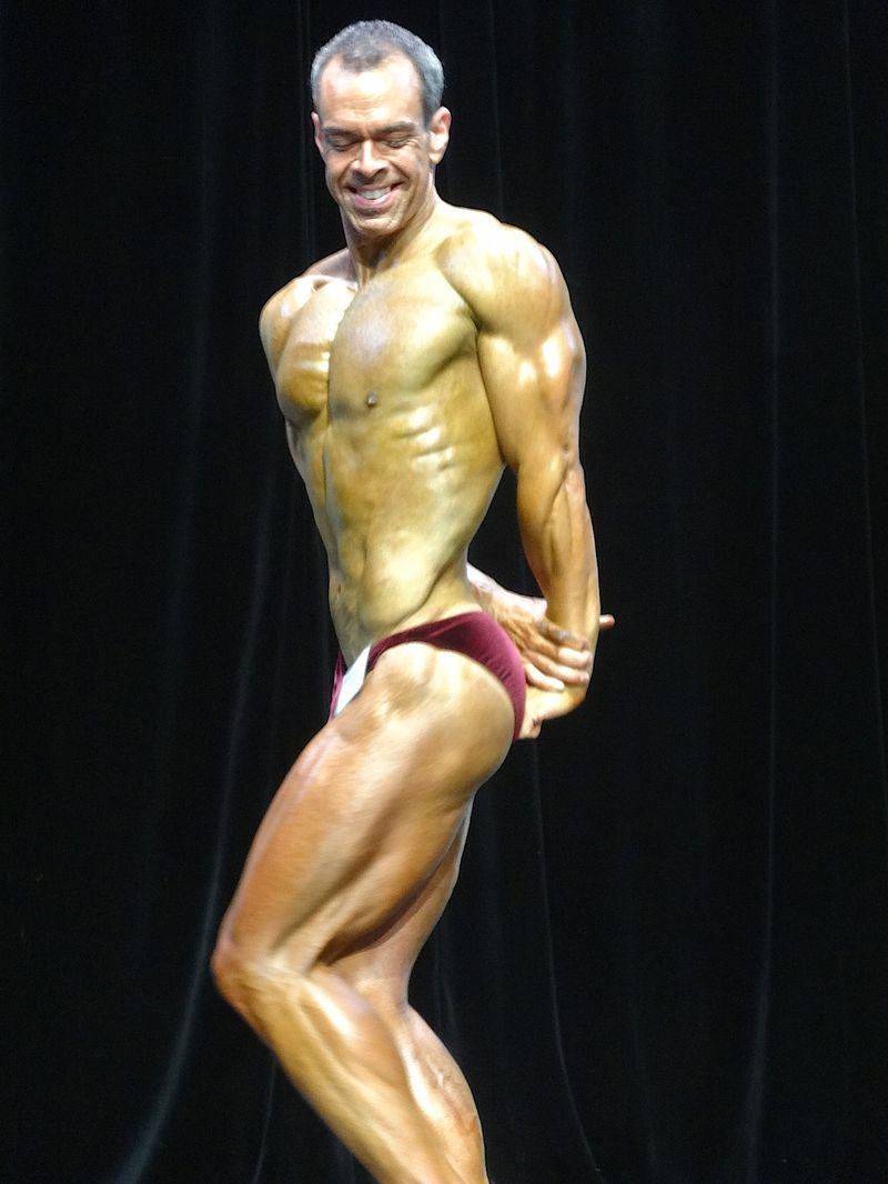 Big muscles DSC01996