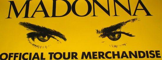 Madonna-promo-poster-Whos-That-Girl-rare