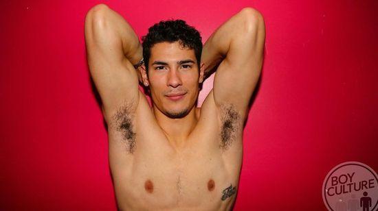 Chaos-Men-Troi-stripper-underarms-shirtless