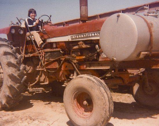Fat-kid-on-tractor-Matthew-Rettenmund