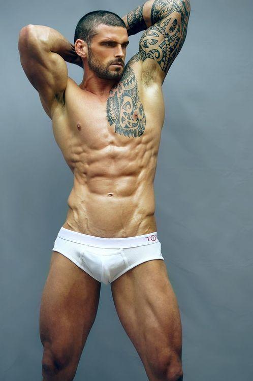 Underwear-underarms