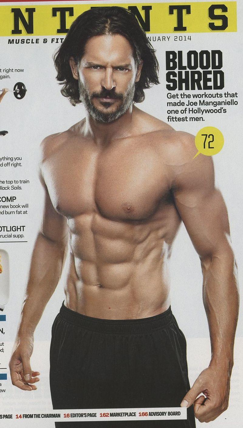 Joe-Manganiello-Muscle-Fitness-shirtless-2