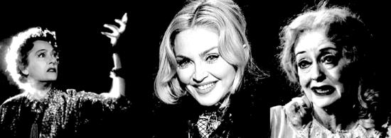 Madonna-Gloria-Swanson-Bette-Davis