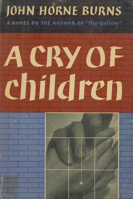 John-Horne-Burns-A-Cry-of-Children-gay-novel