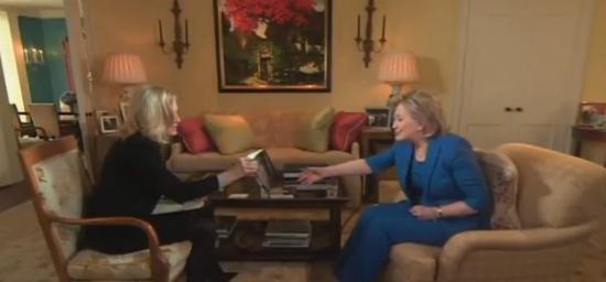 Hillary-Clinton-Diane-Sawyer