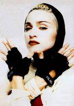 Madonna-Face