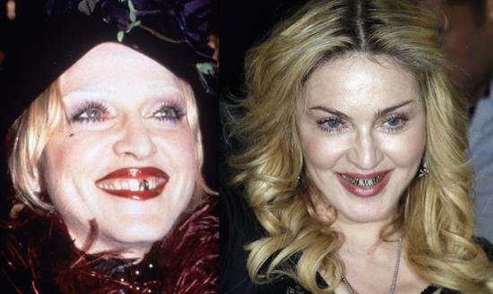 Madonna-gold
