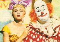 Madonna-Rolston