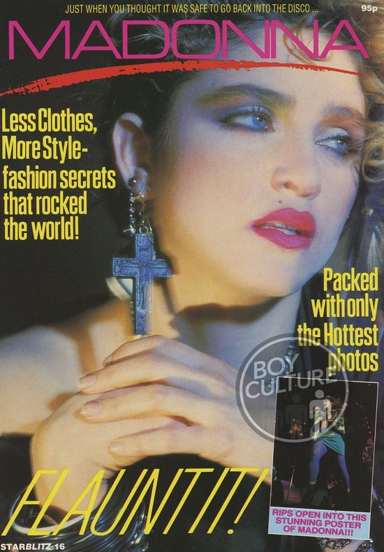 166 Madonna Flaunt It 1985 copy