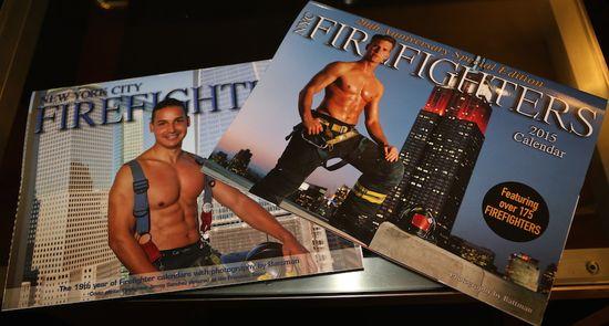 Fireman-calendars