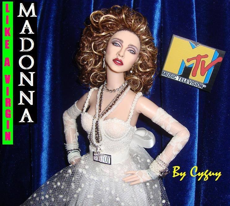 Madonna-Virgin