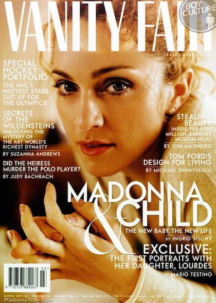*Vanity Fair March 98 copy