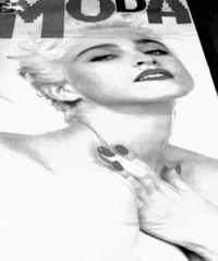 Madonna-Moda