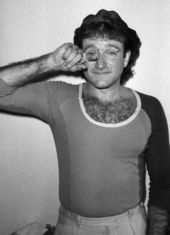 Robin-Williams-Model