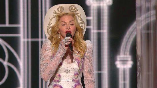 Madonna-Grammys
