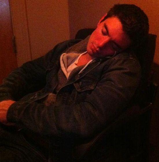 Steve-Grand-sleeping