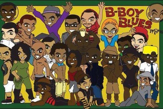 B-boy-blues