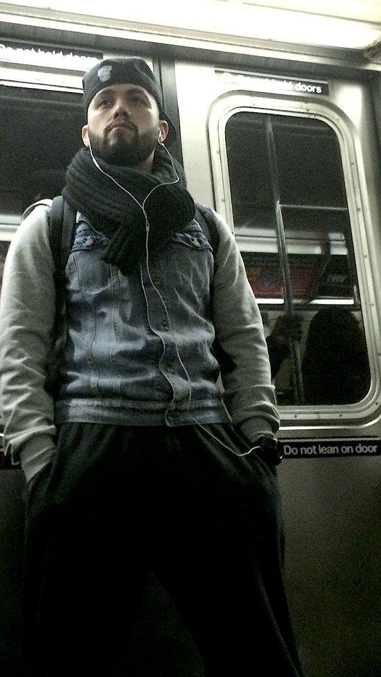 Guy-subway