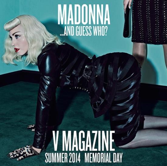 Madonna-v