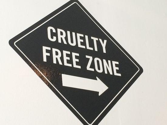 Sign-cruelty