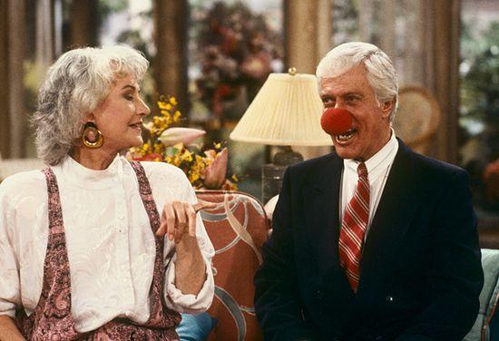 Bea-arthur-dick-van-dyke-golden-girls-tv-1985-1992-photo-GC