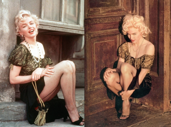 Madonna:Marilyn