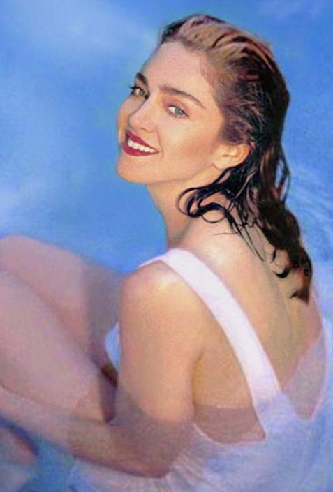 Madonna-Demarchelier