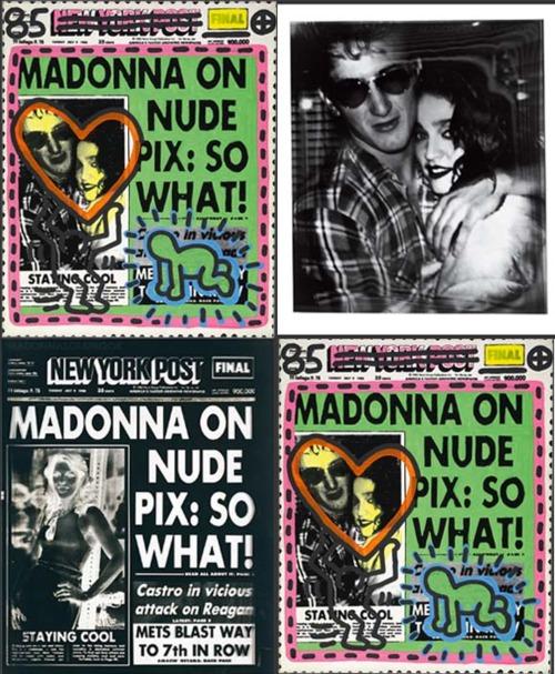 Madonna-Haring