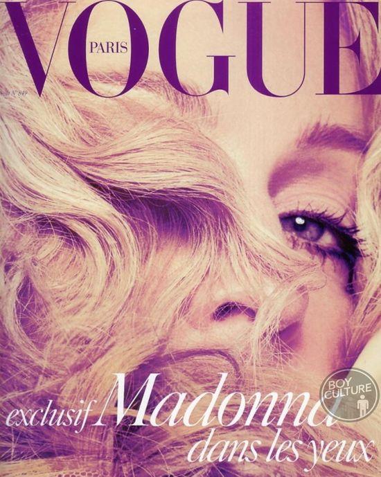 48 Paris Vogue Klein 2004