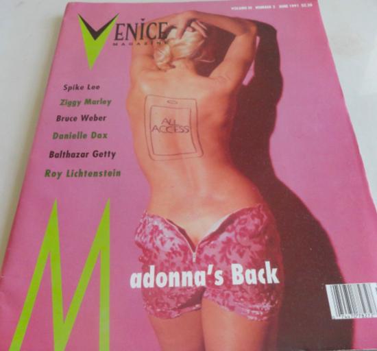 Madonna-Venice-June-1991