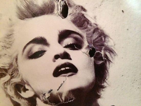 Madonna-art