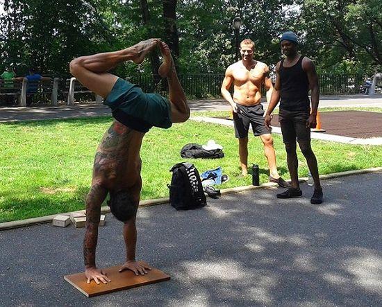 Yoga Dudes 1