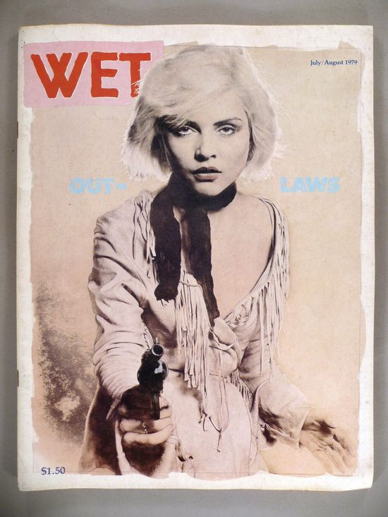 Debbie-Harry-Blondie-Wet