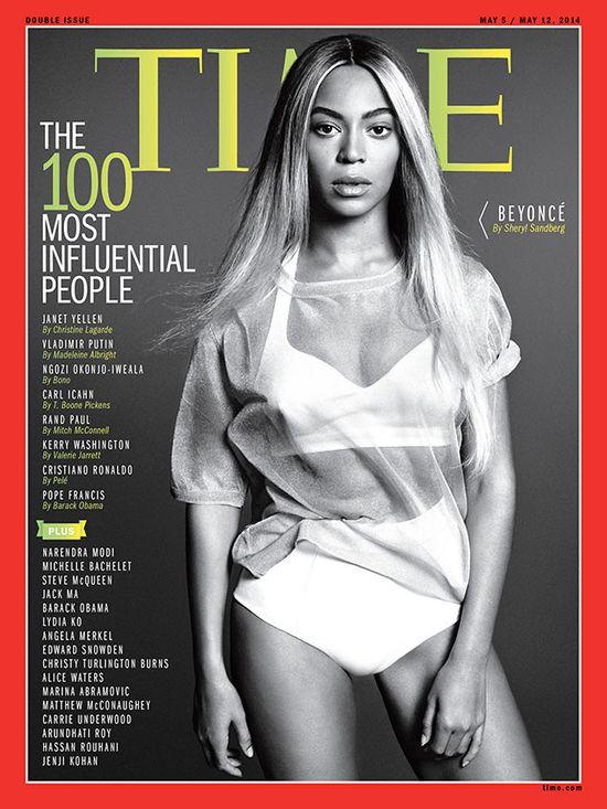 Beyonce-Time