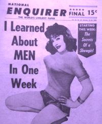 NATIONAL ENQUIRER VINTAGE
