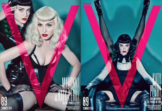 Madonna-V-Katy-Perry